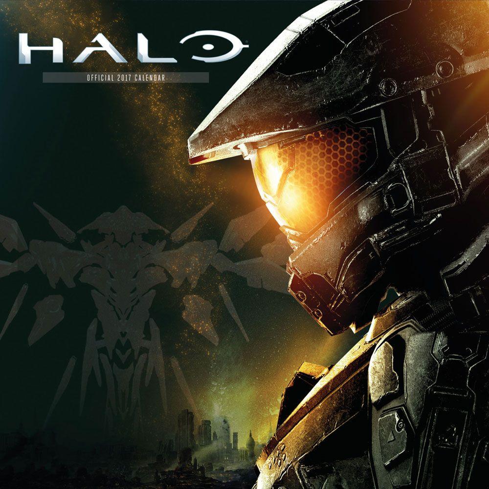 Halo Calendar 2017 *English Version*