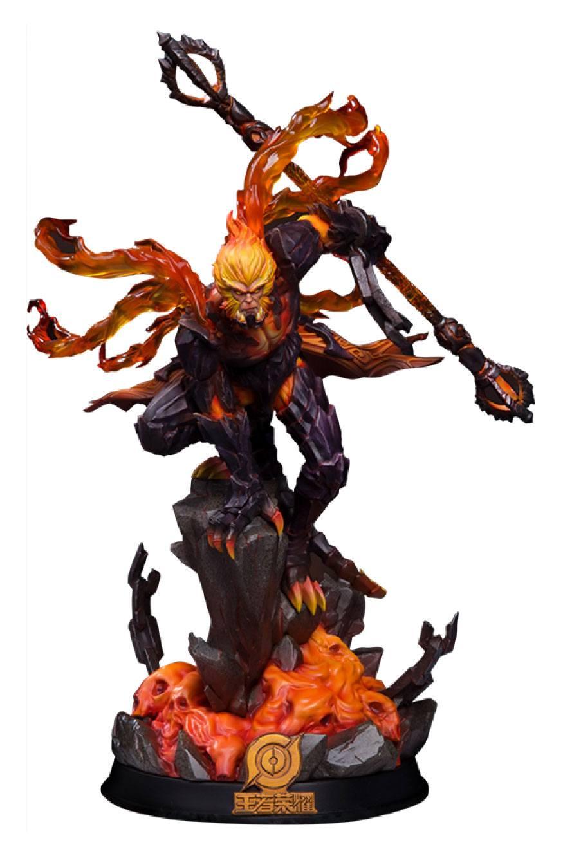 Honor of Kings Statue Hellfire Sun Wukong (Classic Version) 33 cm