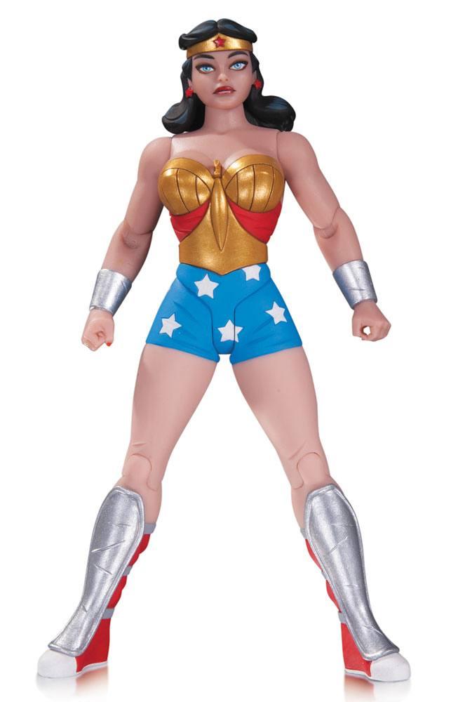 DC Comics Designer Action Figure Wonder Woman by Darwyn Cooke 17 cm