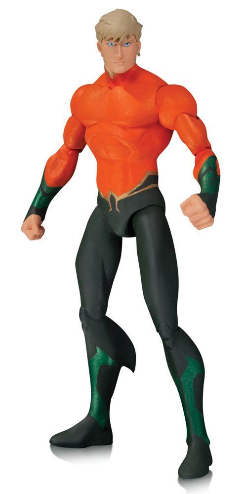 Justice League Throne of Atlantis Action Figure Aquaman 17 cm