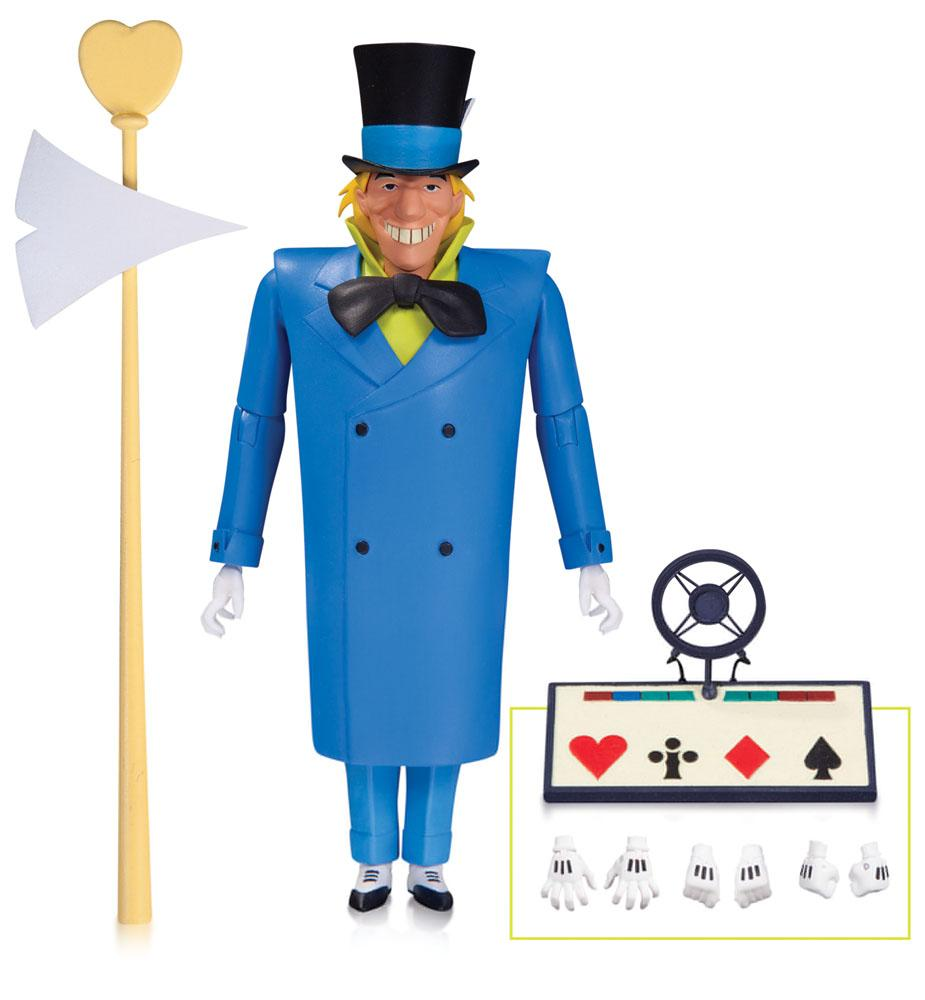Batman The Animated Series Action Figure The Mad Hatter 15 cm