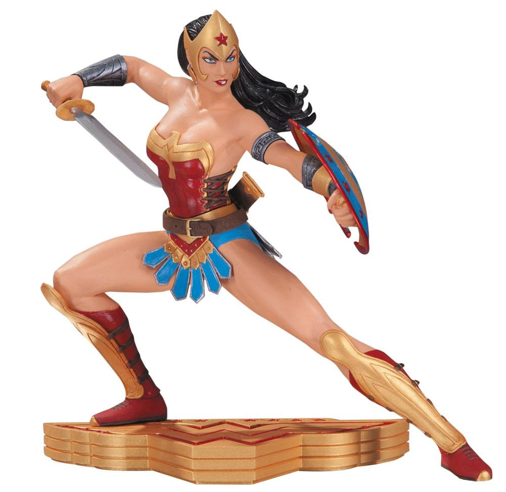 Wonder Woman The Art of War Statue Wonder Woman by Jose Luis Garcia-Lopez 15 cm