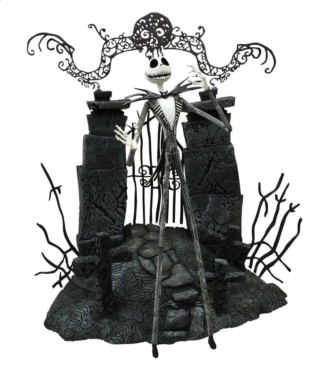 Nightmare before Christmas Select Action Figure Series 1 Jack Skellington 18 cm