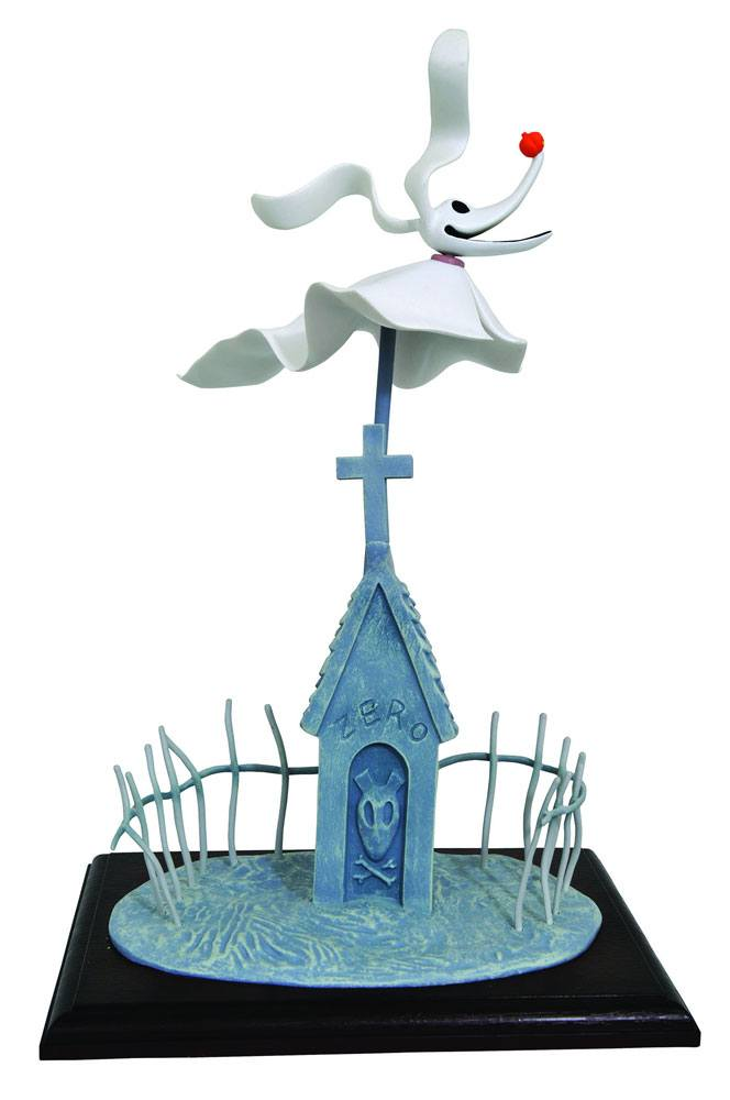 Nightmare before Christmas Doll Zero the Ghost Dog 25 cm