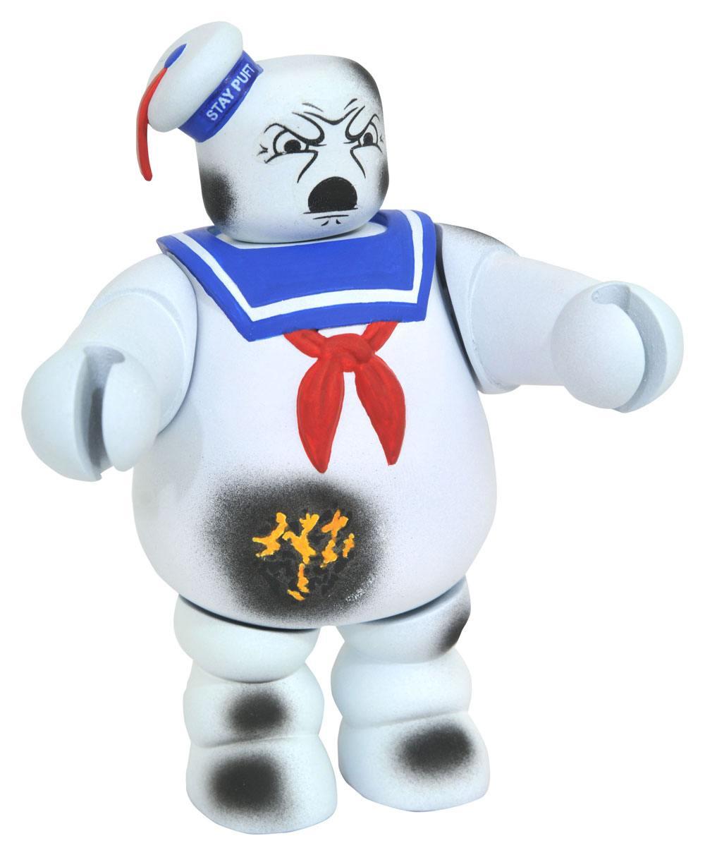 Ghostbusters Vinimates Figure Battle Damaged Stay-Puft SDCC 2017 Exclusive 10 cm