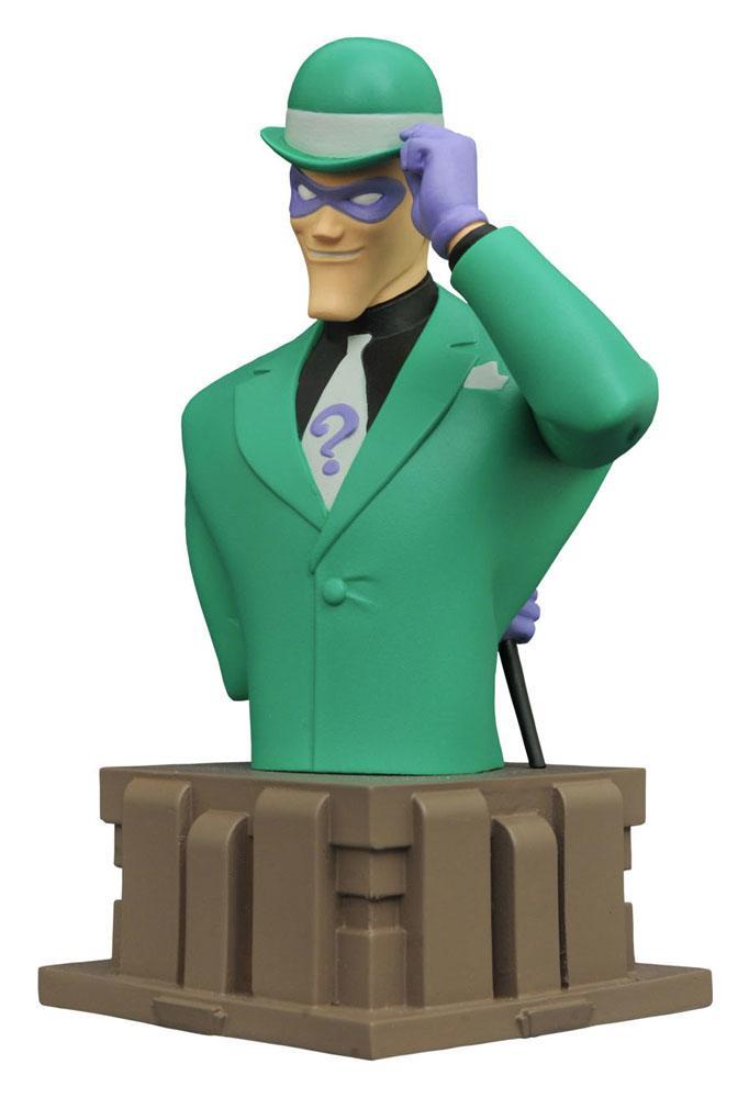 Batman The Animated Series Bust Riddler 15 cm
