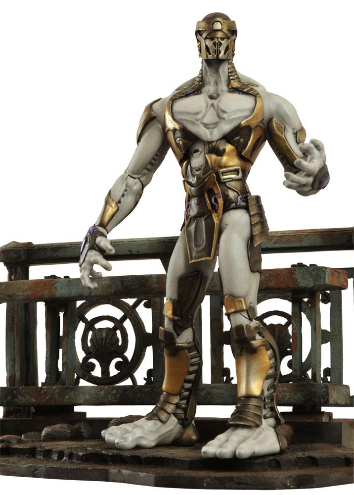 Marvel Select Action Figure Chitauri Footsoldier (The Avengers) 20 cm