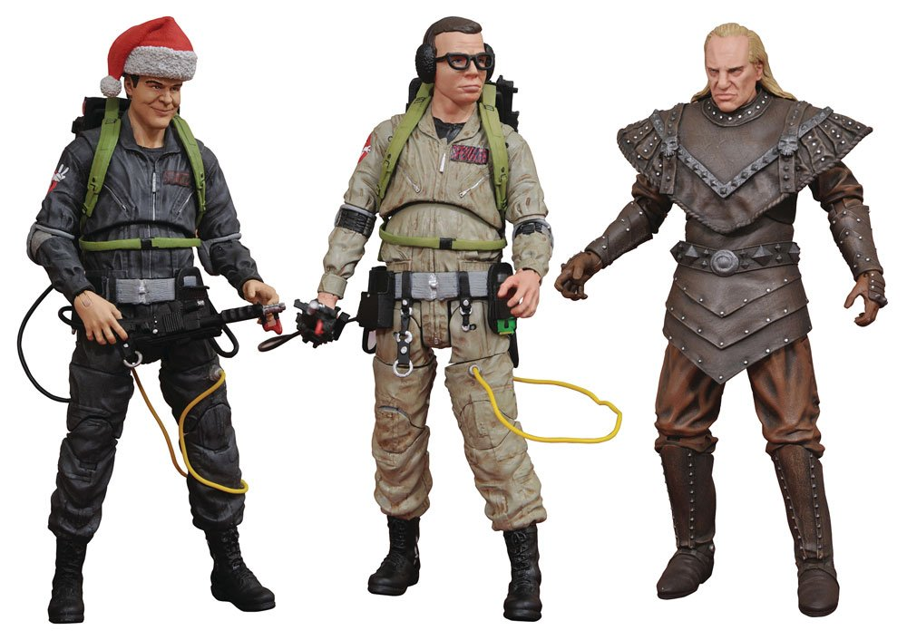 Ghostbusters 2 Select Action Figures 18 cm Series 6 Assortment (6)