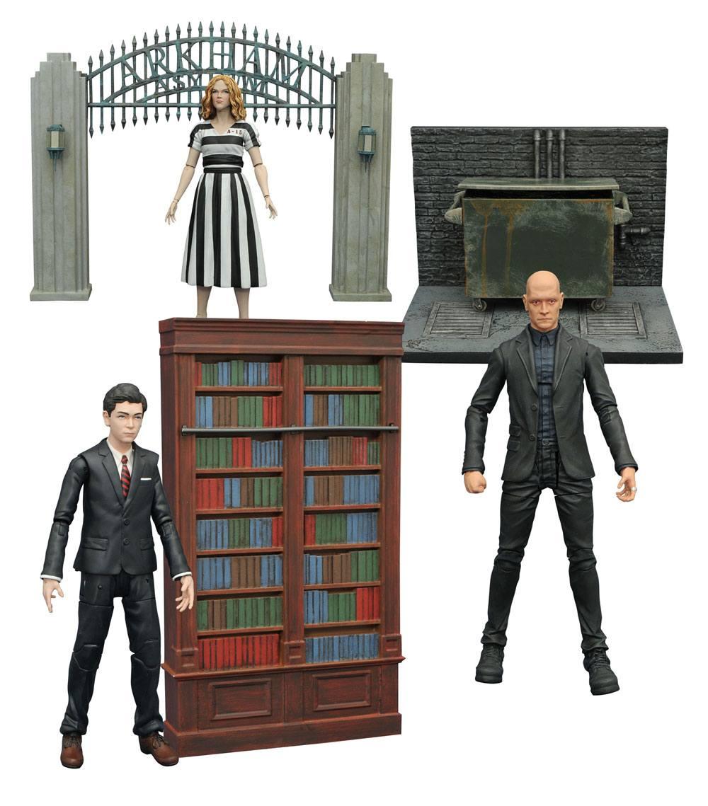 Gotham Select Action Figures 18 cm Series 3 Assortment (6)