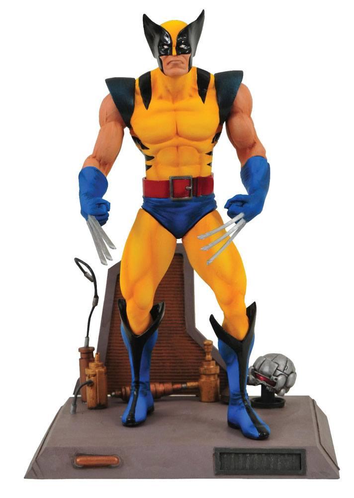 Marvel Select Action Figure Wolverine 18 cm