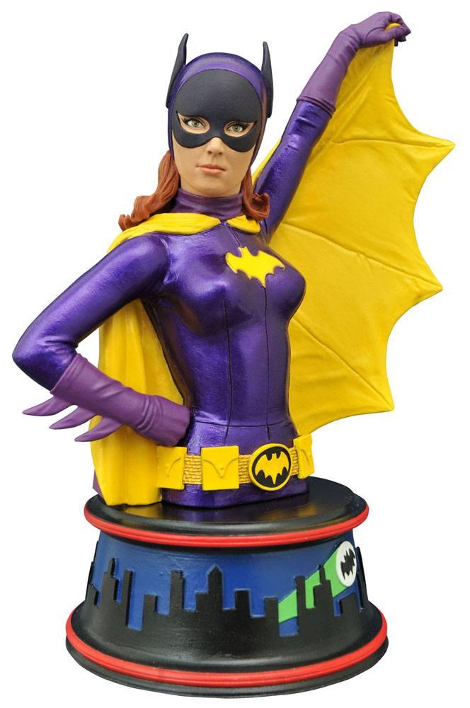 Batman 1966 Bust Batgirl 15 cm