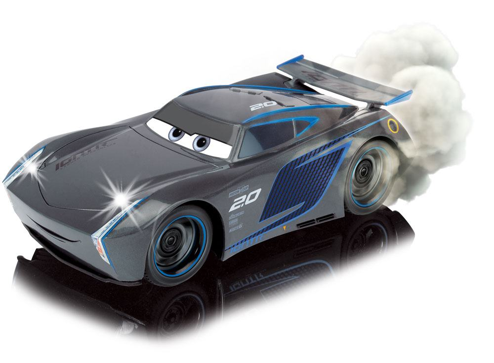 Cars 3 Ultimate RC Car 1/16 Jackson Storm