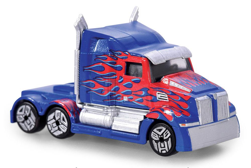Transformers The Last Knight Diecast Model 1/64 Optimus Prime