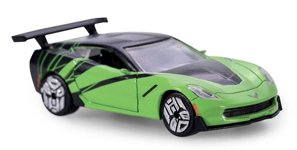Transformers The Last Knight Diecast Model 1/64 Crosshairs