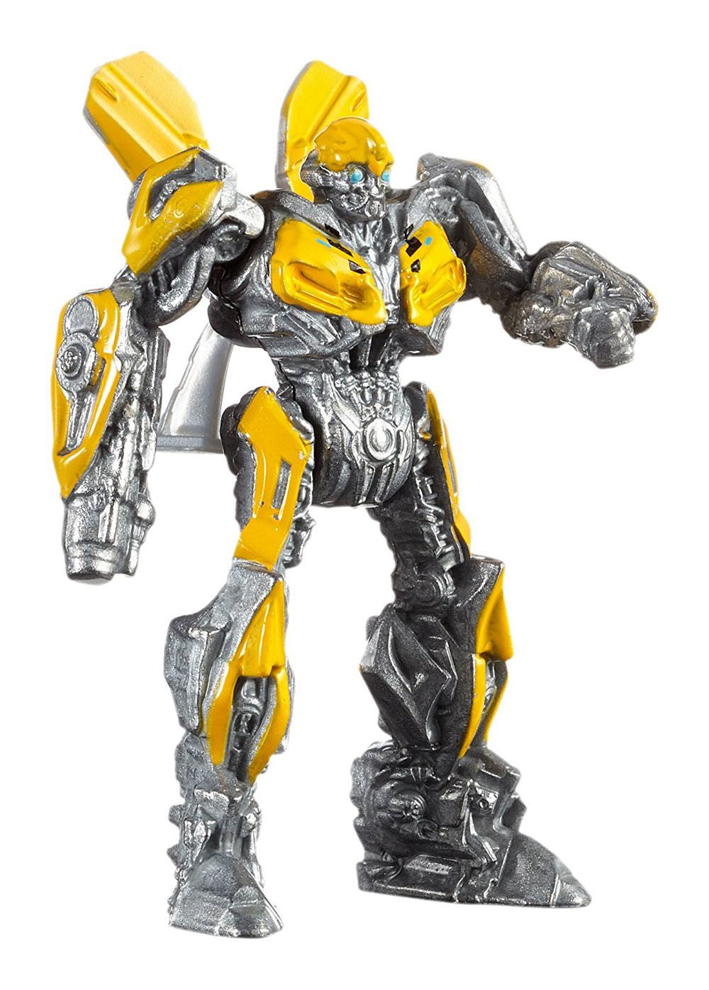 Transformers The Last Knight Diecast Model 1/64 Bumblebee Robot