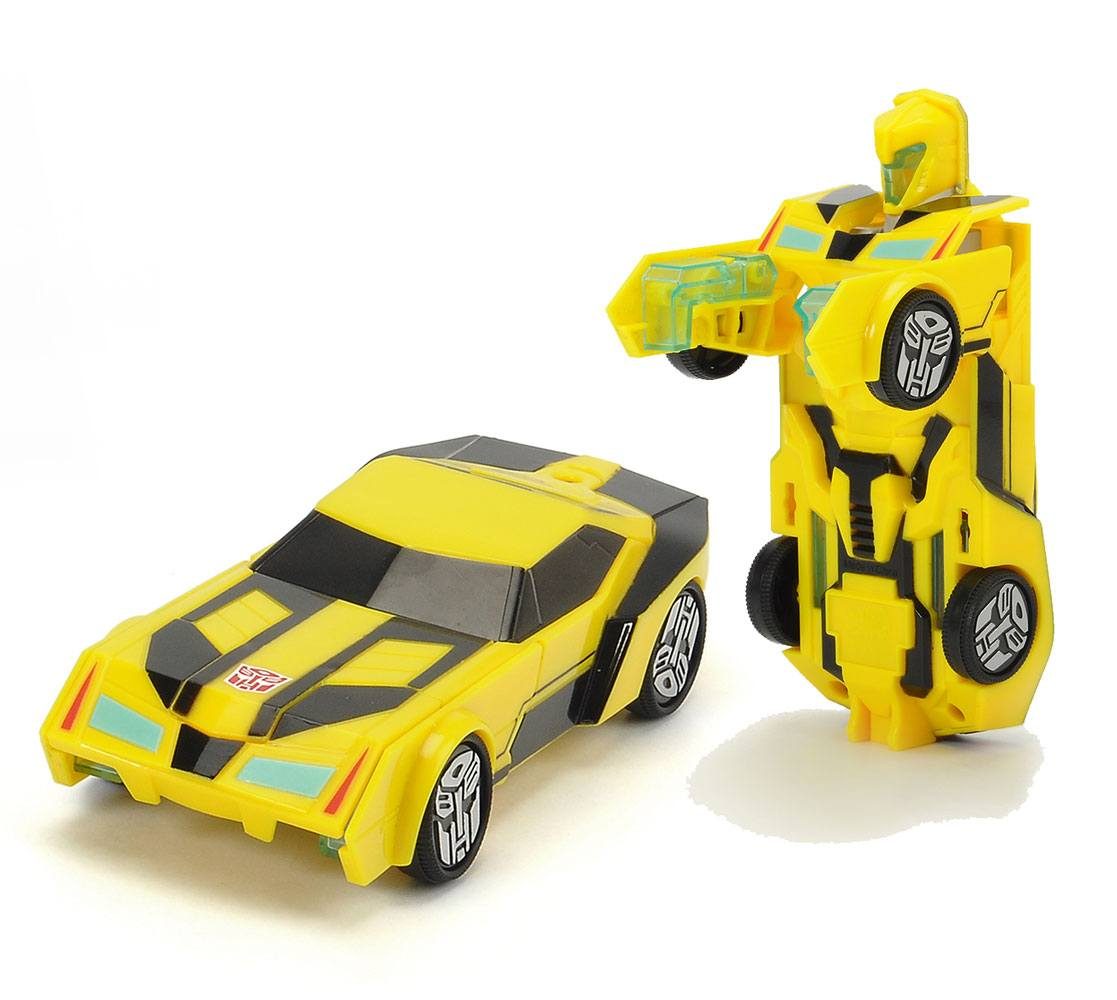 Transformers Robots in Disguise Robot Warrior Bumblebee