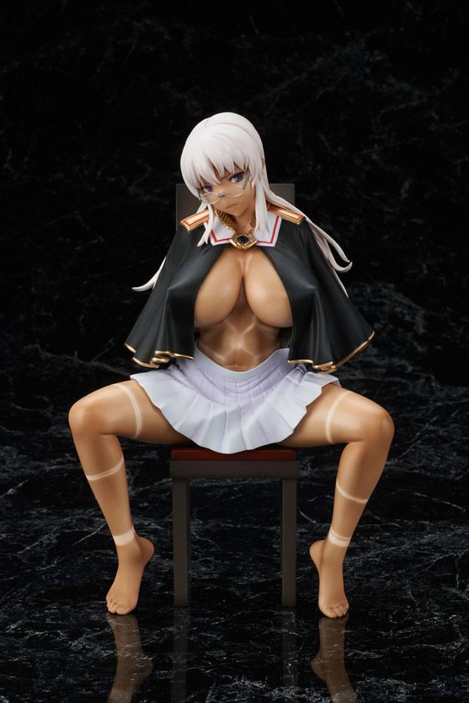 Shinkyoku no Grimoire PVC Statue 1/6 Miya Lindbloom Bondage Ver. 23 cm