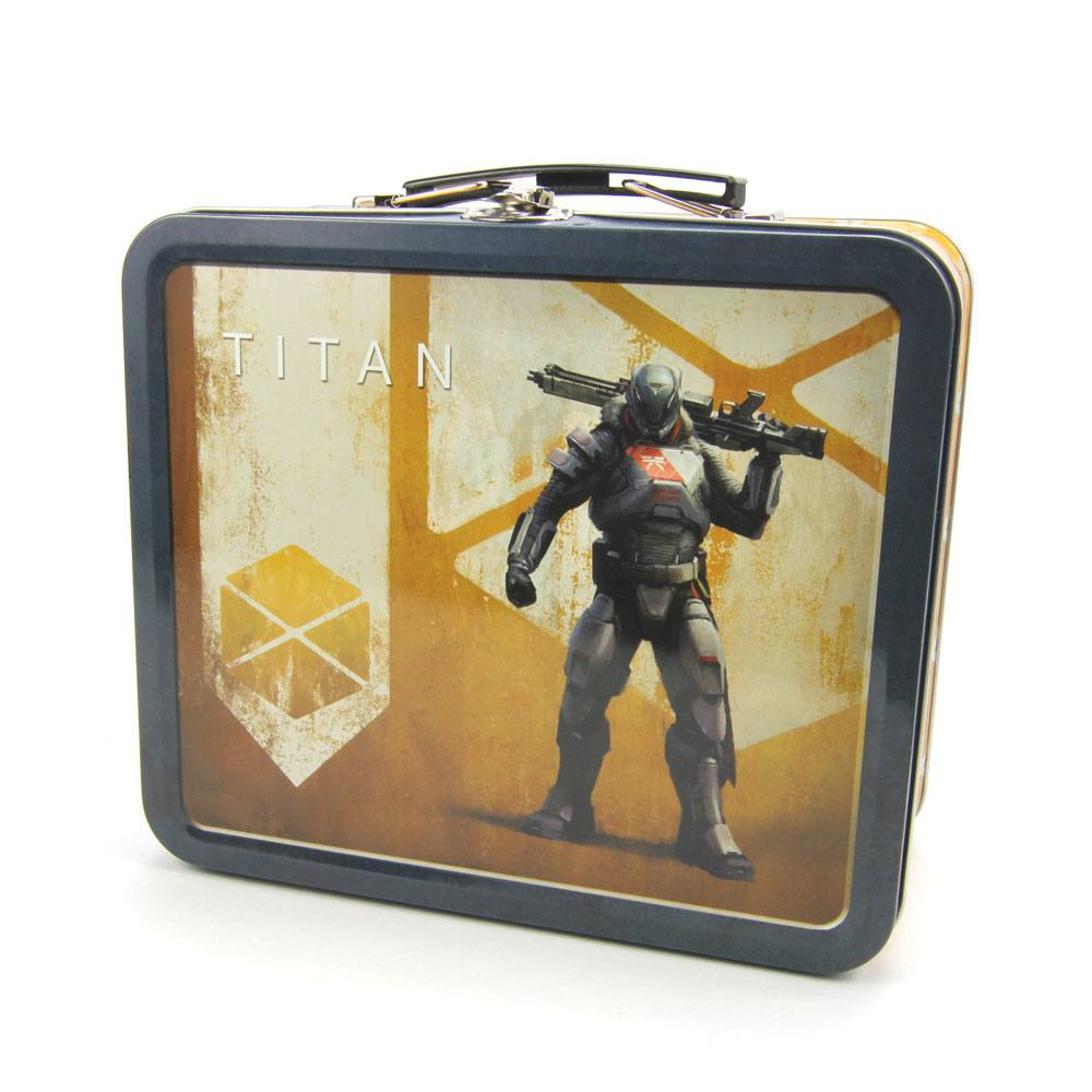 Destiny Lunch Box Guardian Titan
