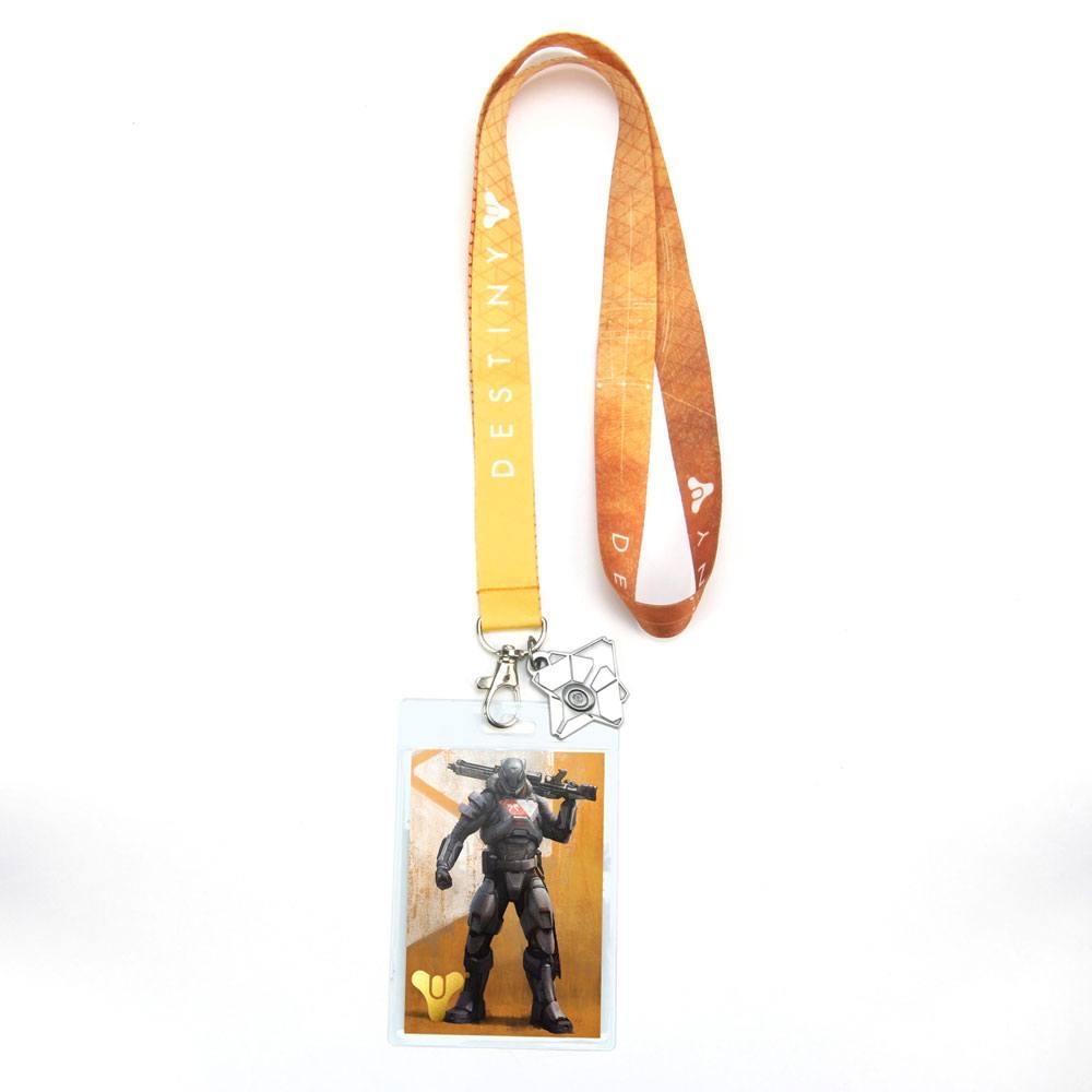 Destiny Lanyard with PVC Keychain Guardian Titan 45 cm