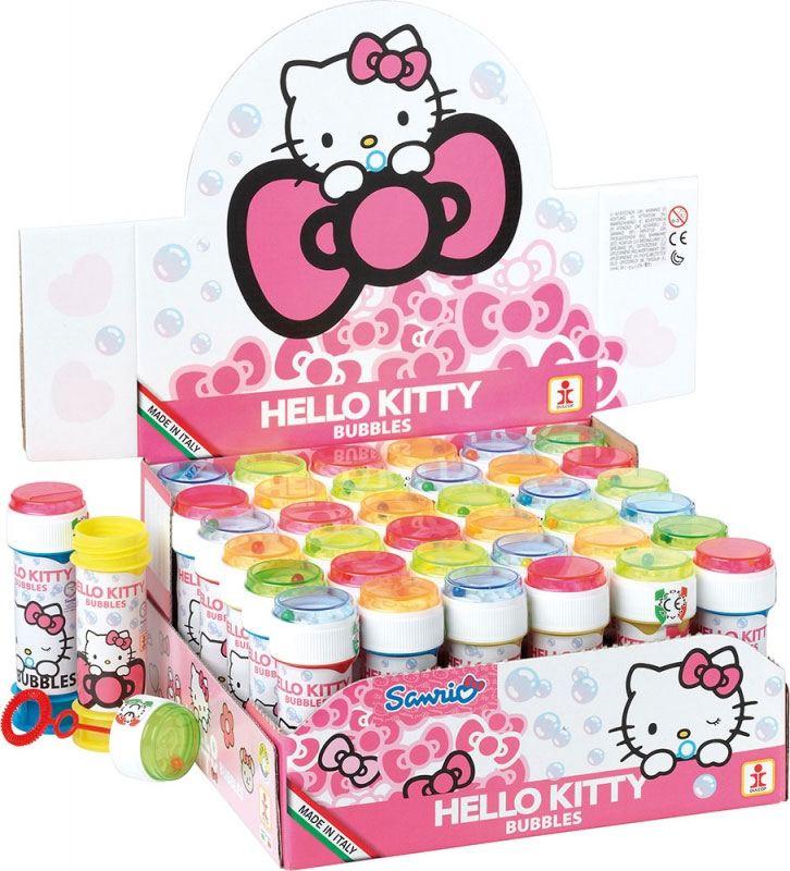Hello Kitty Soap Bubble Bottle Display (36)