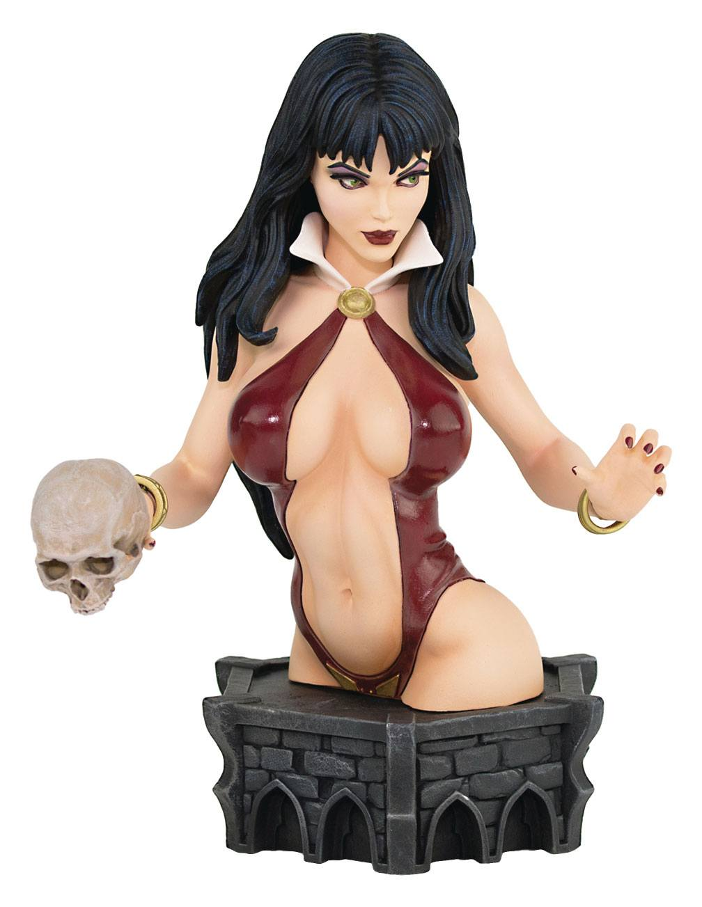 Women of Dynamite Bust Vampirella by Arthur Adams 19 cm