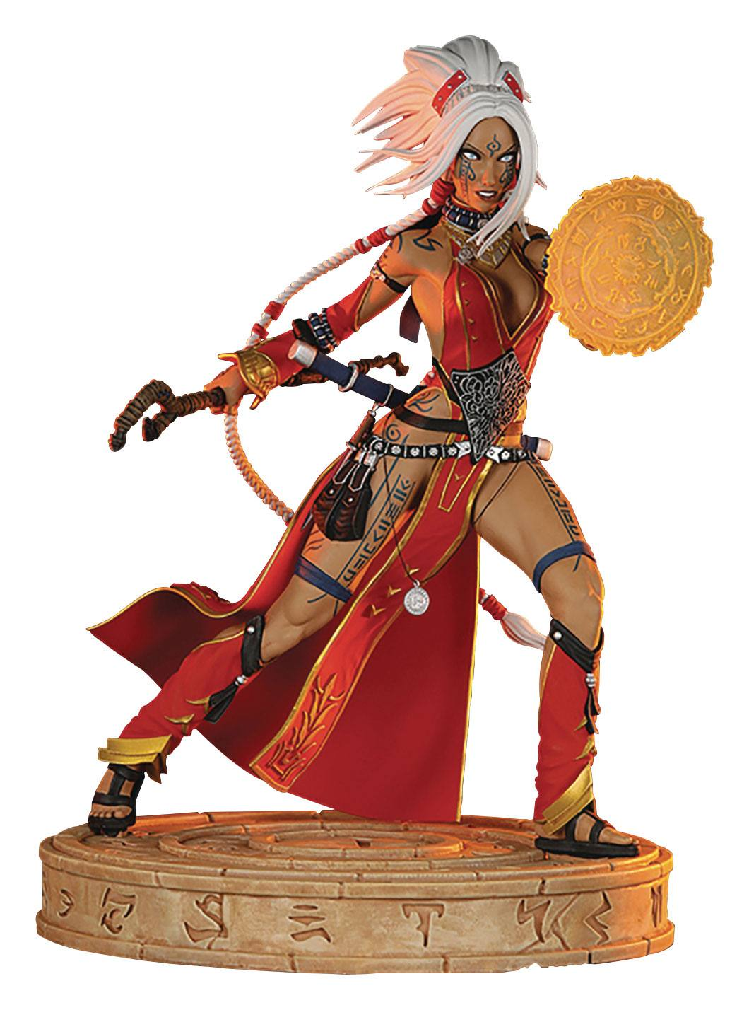 Seoni Spellcasting Pathfinder Statue by Dynamite Entertainment