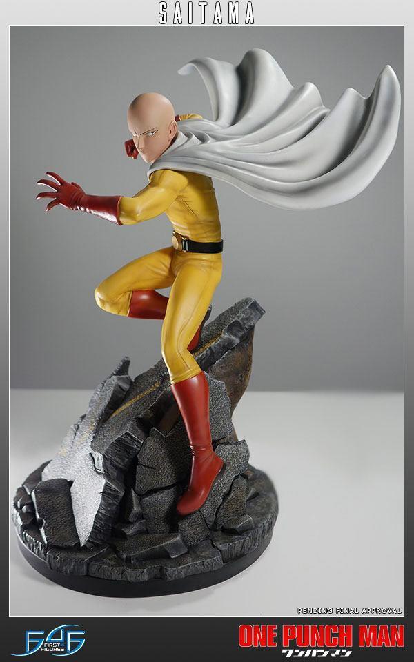 One Punch Man Statue Saitama 61 cm