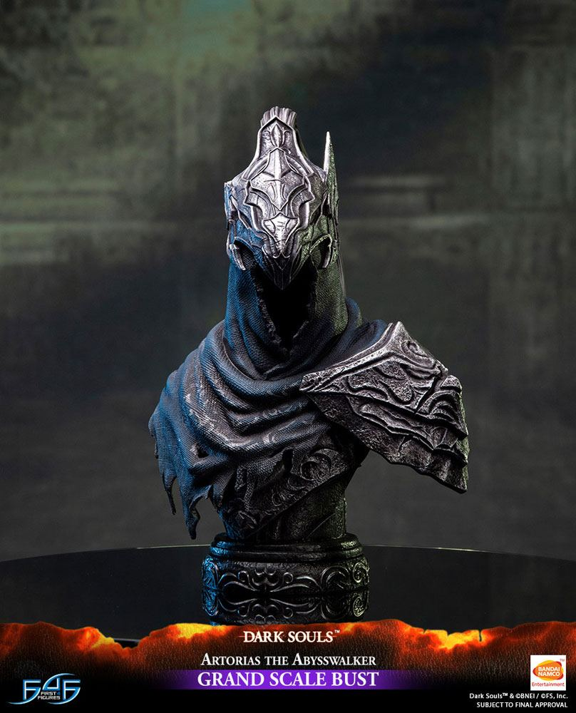 Artorias the Abysswalker Dark Souls Grand Scale Bust by First 4 Figures