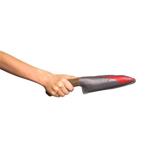 Zombie SWAT Plush Butcher Knife with sound 30 cm