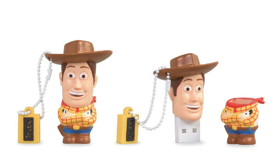 Toy Story USB Flash Drive Woody 8 GB