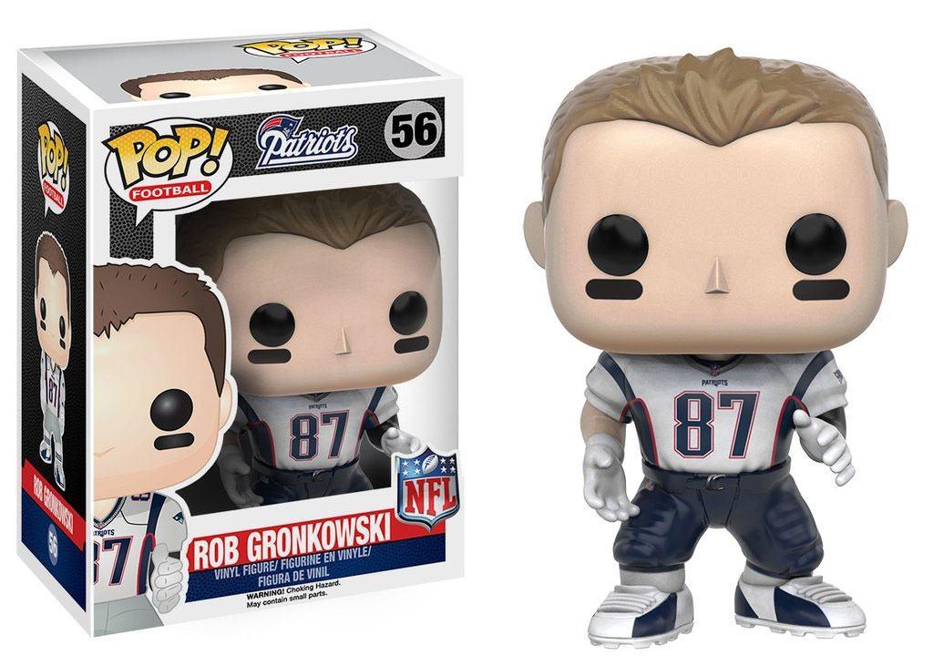 NFL POP! Football Vinyl Figure Rob Gronkowski (New England Patriots) 9 cm