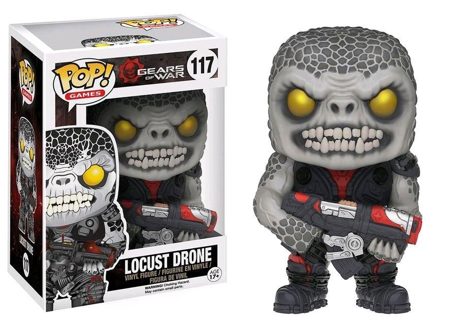 Gears of War POP! Games Vinyl Figure Locust Drone 9 cm