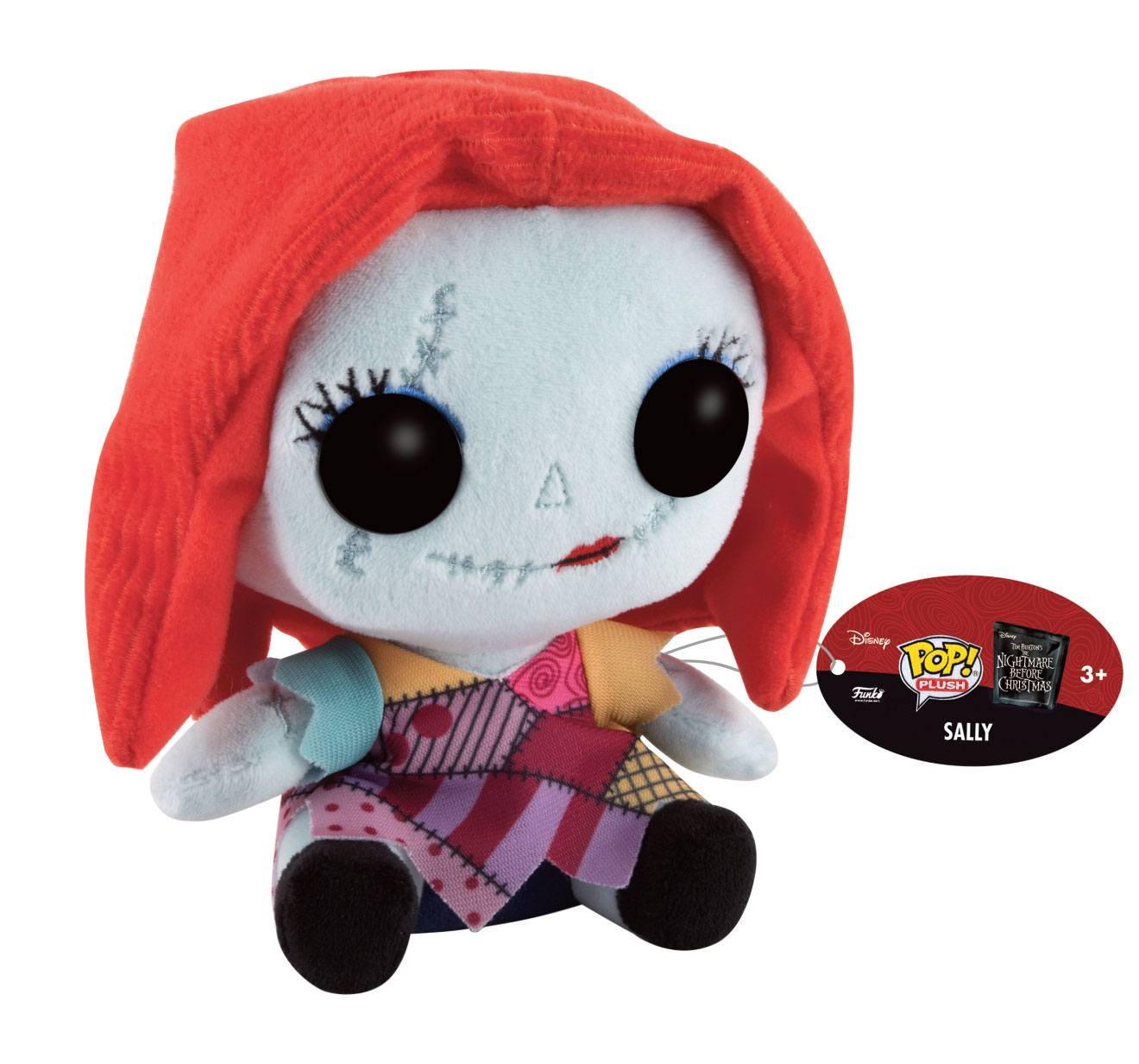 Nightmare Before Christmas POP! Plush Figure Sally 15 cm