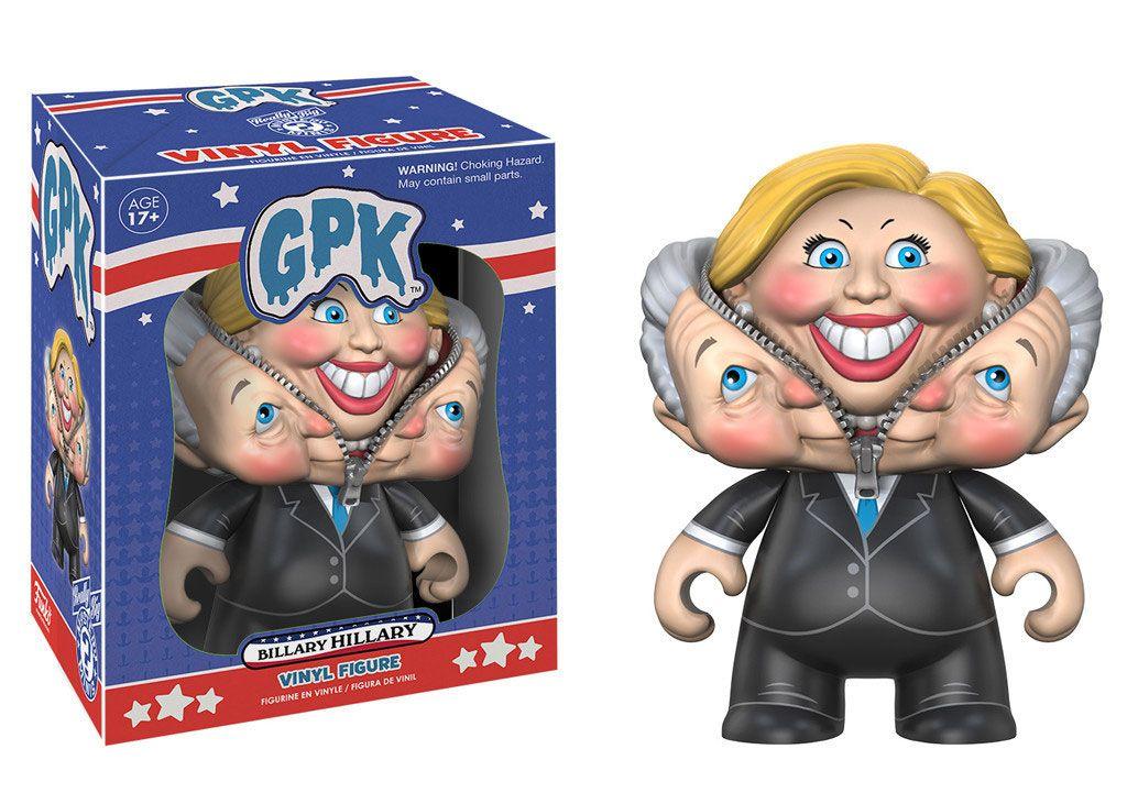 Garbage Pail Kids Vinyl Figure Billary Hillary 9 cm