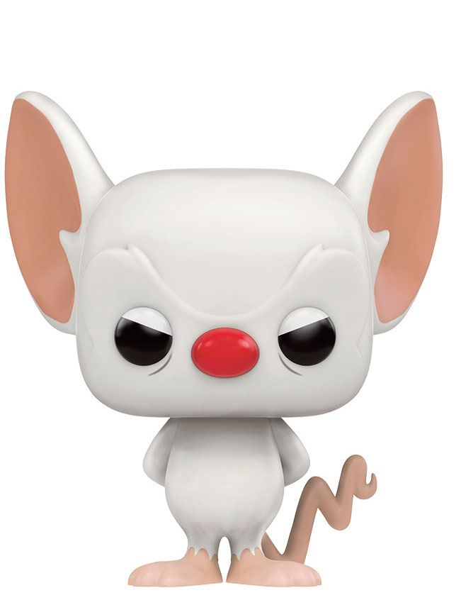 Pinky and the Brain POP! Animation Vinyl Figure The Brain 9 cm