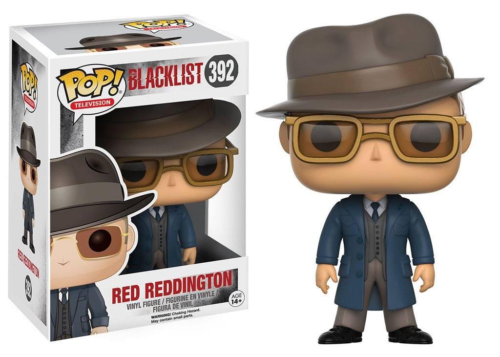 The Blacklist POP! TV Vinyl Figure Raymond Reddington 9 cm