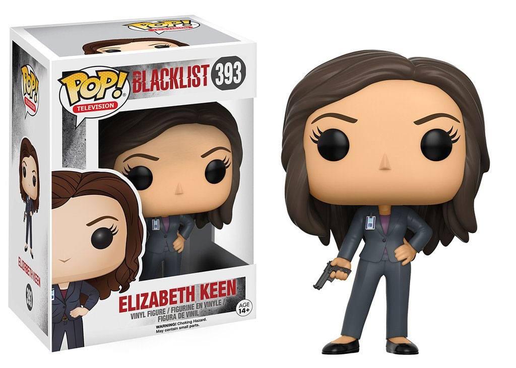 The Blacklist POP! TV Vinyl Figure Elizabeth Keen 9 cm