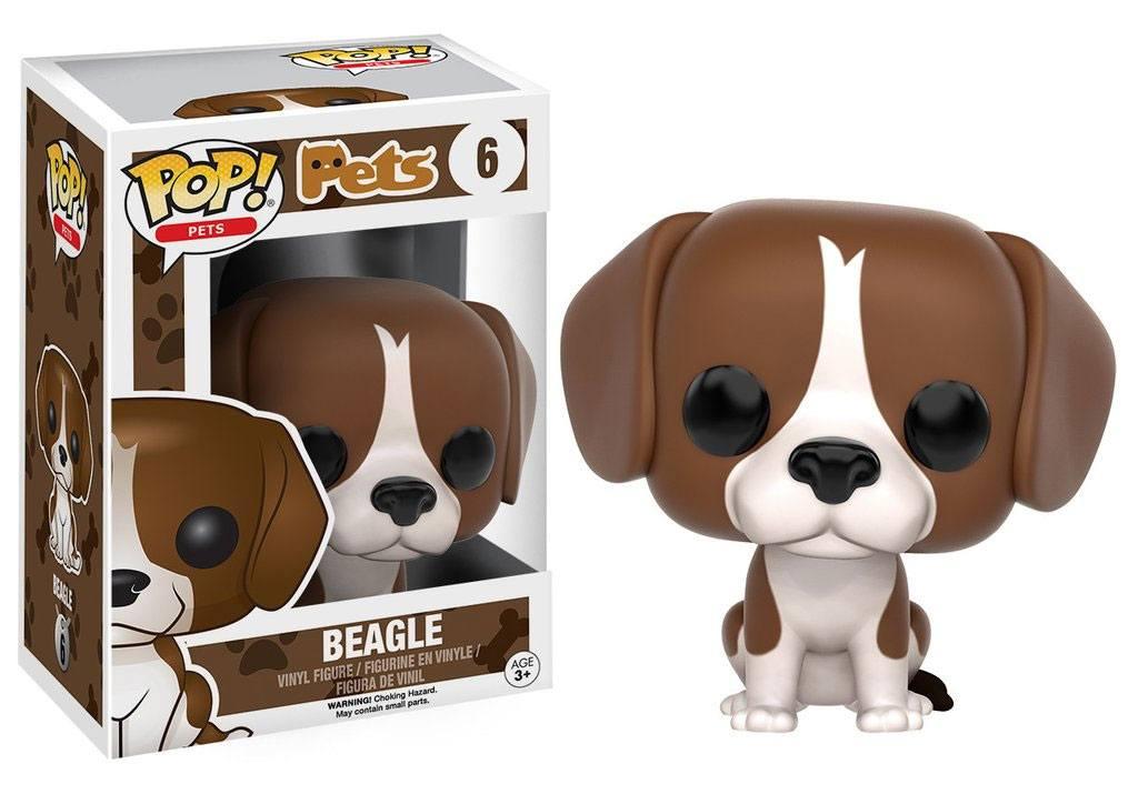 Funko POP! Pets Vinyl Figure Beagle 9 cm