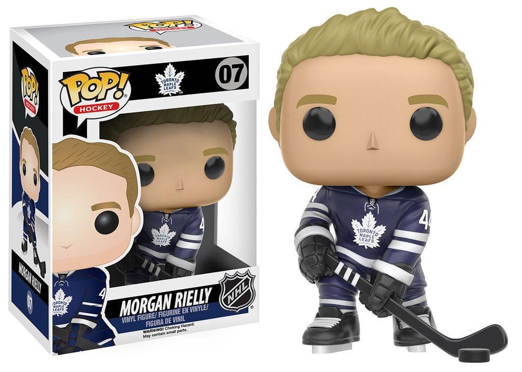 NHL POP! Hockey Vinyl Figure Morgan Rielly (Toronto Maple Leafs) 9 cm