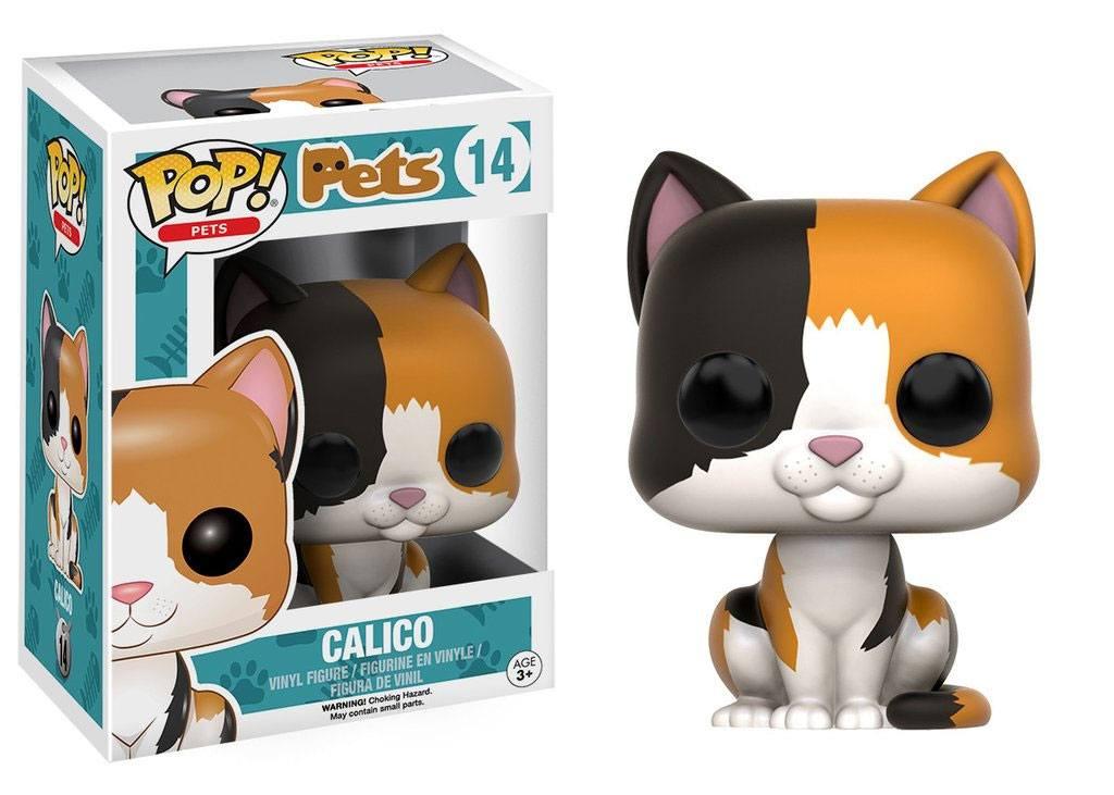 Funko POP! Pets Vinyl Figure Calico 9 cm