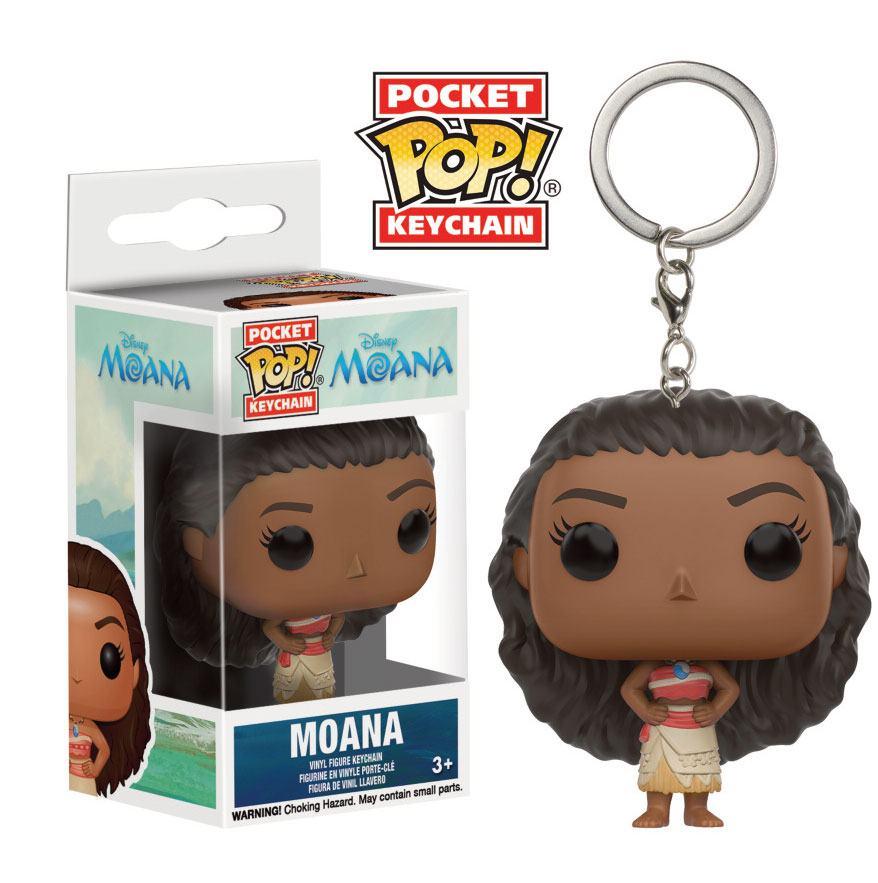 Moana Pocket POP! Vinyl Keychain Moana 4 cm