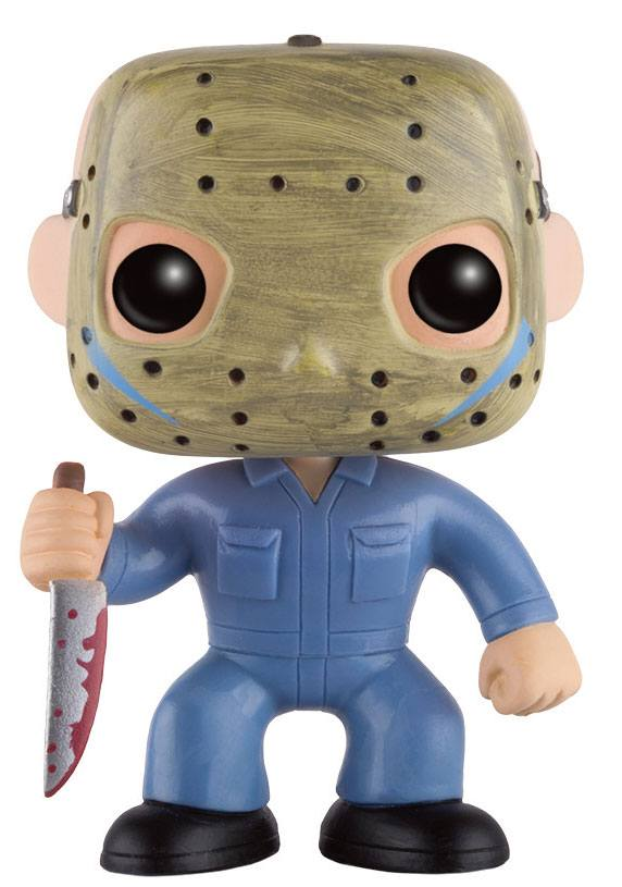 Friday the 13th POP! Movies Vinyl Figure Jason Voorhees New Beginning 9 cm