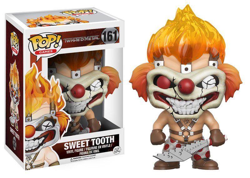 Twisted Metal POP! Games Vinyl Figure Sweet Tooth 9 cm