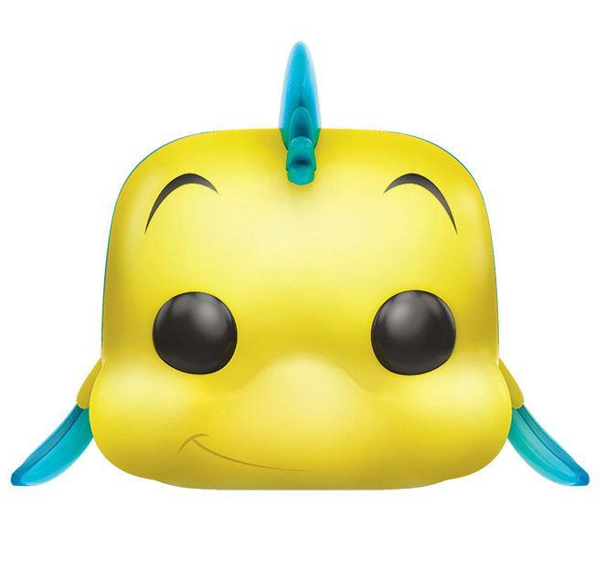 The Little Mermaid POP! Disney Vinyl Figure Flounder 9 cm