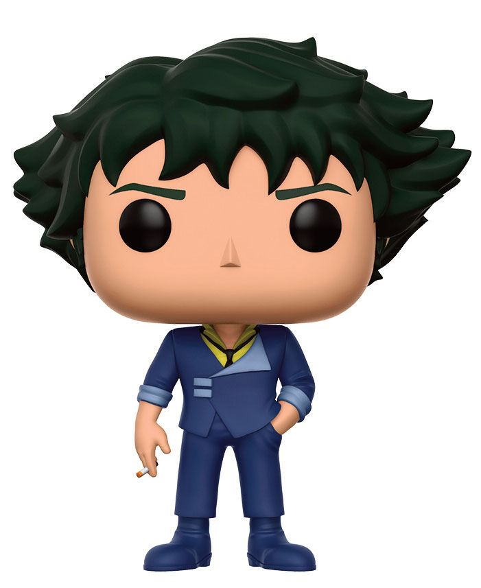 Cowboy Bebop POP! Animation Vinyl Figure Spike Spiegel 9 cm