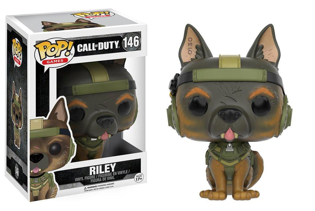 Call of Duty POP! Games Vinyl Figure Riley 8 cm