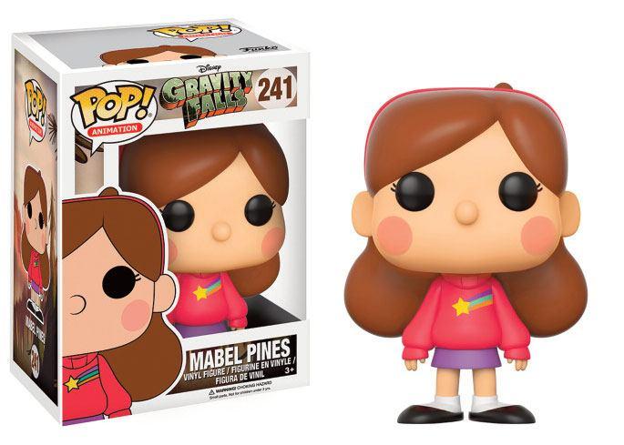 Gravity Falls POP! Animation Vinyl Figure Mabel Pines 9 cm