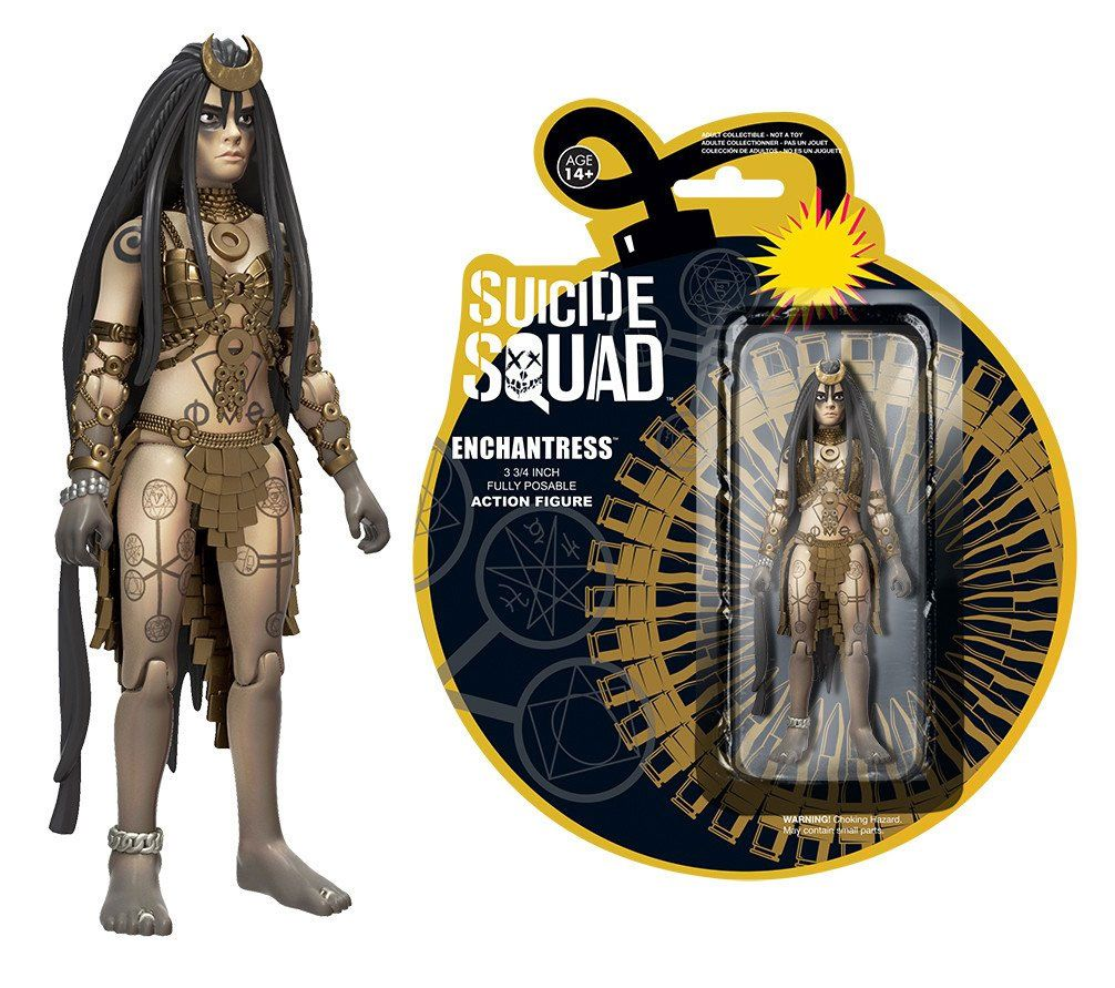 Suicide Squad Action Figure Enchantress 12 cm