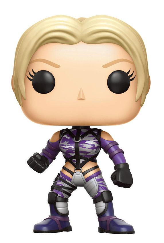Tekken POP! Games Vinyl Figure Nina Williams 9 cm
