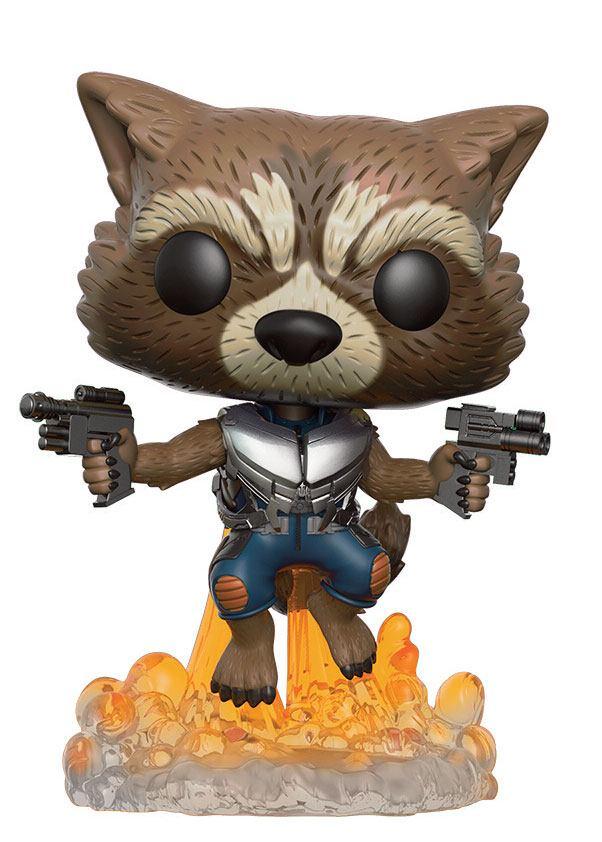 Guardians of the Galaxy Vol. 2 POP! Marvel Vinyl Figure Rocket Raccoon 9 cm